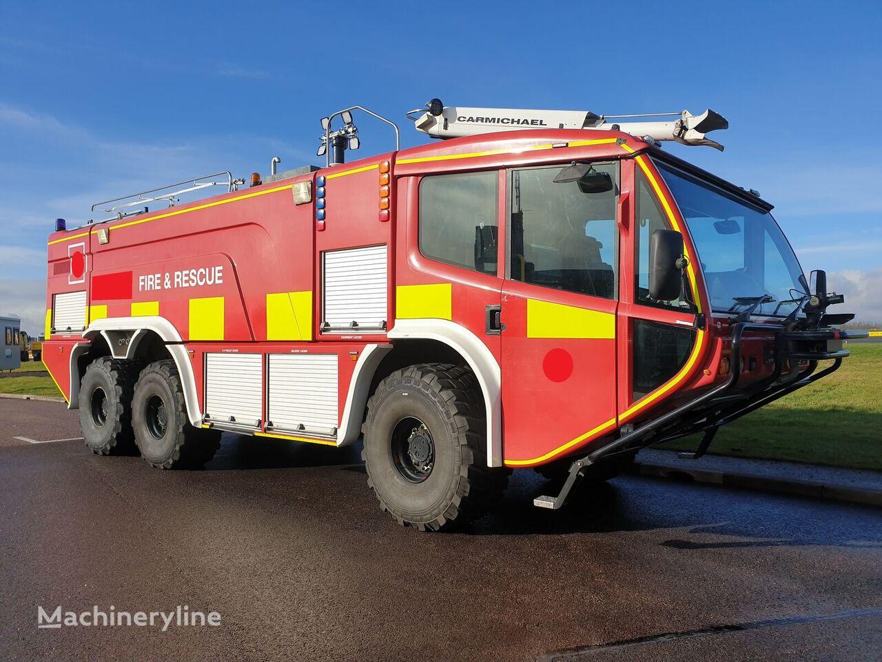 аэродромный пожарный автомобиль Carmichael Cobra 2