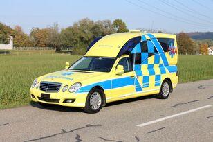 машина скорой помощи MERCEDES-BENZ E280 hochlang BINZ