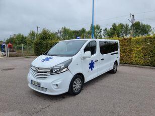 машина скорой помощи OPEL VIVARO L2H1 - 140 CV - 163 000 KM - 2017 - LES DAUPHINS