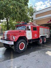 пожарная машина ЗИЛ 131
