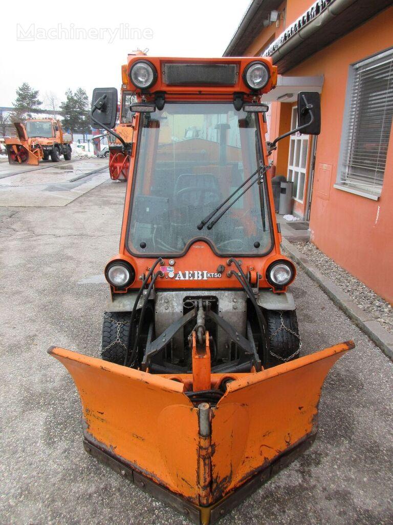 универсальная коммунальная машина AEBI SCHMIDT KT 50 / Zugmaschine knickgelenkt