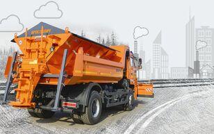 новая универсальная коммунальная машина КАМАЗ 53605 - КДМ 76-10
