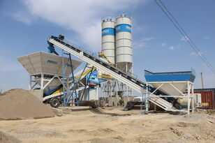 новый бетонный завод PROMAX Mobile Concrete Batching Plant M100 (100m3/h)