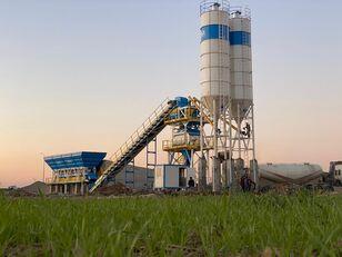 бетонный завод PROMAX Stationary Concrete Plant S130-TWN (130m3/h)