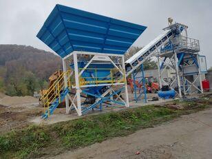 новый бетонный завод PROMAX КОМПАКТНЫЙ БЕТОННЫЙ ЗАВОД С60 SNG-PLUS (60 м³/ч)