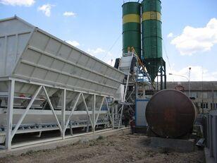 новый бетонный завод SUMAB T-10 (10m3/h) Swedish concrete plant