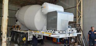 новый полуприцеп бетоносмеситель EXPOTRAILER 12 M3