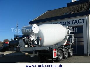 полуприцеп бетоносмеситель SCHWARZMÜLLER TTC-Fulda Betonmischer Auflieger mit Motor  NEU